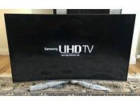 49in CURVED Samsung Ultra HD 4K SMART TV Wi-Fi WARRANTY