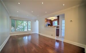 Richmond Hill Crosby - newly renovated 3 beds Incl. Utility