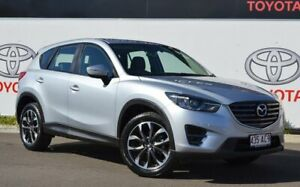 2015 Mazda CX-5 MY13 Upgrade Grand Tourer (4x4) Silver 6 Speed Automatic Wagon Warwick Southern Downs Preview