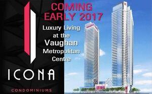 ICONA Condos Vaughan | Priority VIP Access | Pre-construction