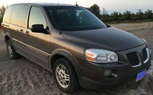 2005 Pontiac Montana Minivan - Great price for Solid Vehicle