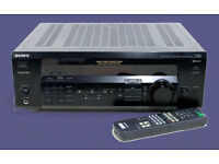 Sony STR DE435 Remote Control Hi - Fi Stereo Receiver Amplifier Fully Working Home Theater