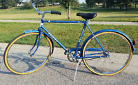 Raleigh Sports | 1-Speed Road Cruise Bicycle Bike | VINTAGE