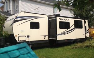 2013 Travel Trailer, Palomino Solaire, Bunk House
