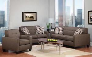 FABRIC SOFA SET SALE (ND 51)