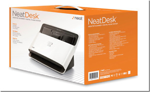 Neat Desk ND-1000 Scanner & Digital Filing System