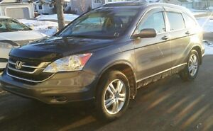 2011 Honda CR-V EX-L w/NAVI - Trade for Truck