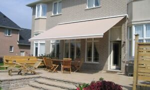 Retractable/Stationary Awnings