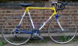 Racing bike GIANT large frame size 26inch /66cm MAVIC, Shimano Exage 400 -12 speed serviced WARRANTY