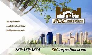Home and Building Inspection Services 780-570-5824
