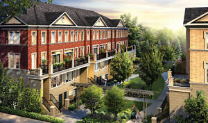 New townhomes in Woodbridge - move in now!