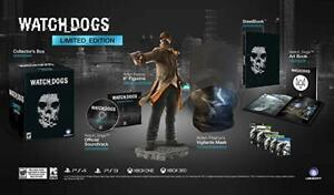 Watch Dogs Collectors edition PS4-$70
