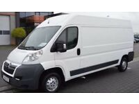 2 or 1 man service with van ( man and van ) removals, ikea, ebay from single item to full van.