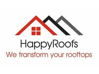 Self Employed Roofers wanted urgently!