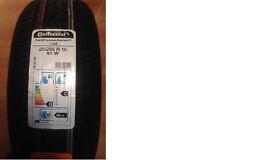 BRAND NEW 205 55 16 CONTINENTAL run flat tyre, michelin pilot