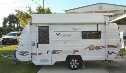 2012 Golden Eagle Rambler - SINGLE BEDS! Clontarf Redcliffe Area Preview