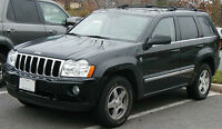 2005 Jeep Grand Cherokee LTD SUV, Crossover