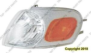 Side Marker Lamp Driver Side High Quality Oldsmobile Silhouette 1998-2004