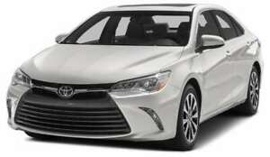 2015 - 2018 Toyota Camry XLE
