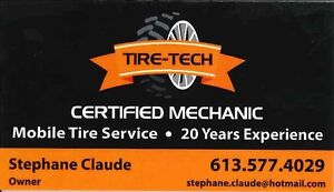 Tire Tech Cornwall Ontario image 1