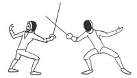 Take a Stab at Fencing -- Fencing lessons for kids