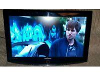"Samsung tv 26"""