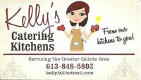 Kelly's Catering Kitchens