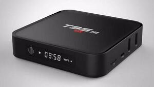 Sunvell T95M Android TV BOX KODI 16.1 Newest S905X Processor 2GB/8GB LED DISPLAY
