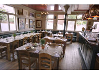 Exprienced Front of House Staff Required for Busy Gastro Pub