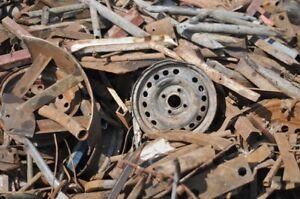 Ramassage d'article de métal et autre