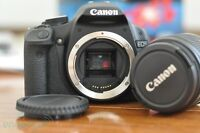 Canon Rebel XT 18-55  lens with Grip and 2 batteries