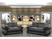 SOFA SALE PRICES: DINO SOFA RANGE: CORNER SOFAS, 3+2 SETS, ARM CHAIRS, FOOT STOOLS
