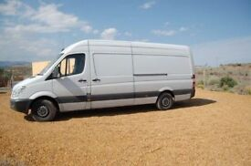 Urgent - Cheap - Reliable - Professional Man and Van Hire/Removal Services/Driver and Van¦Clearance¦