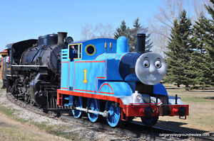 Day Out With Thomas Heritage Park 2016 - Hotel Blackfoot Package