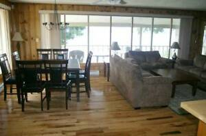 Shuswap Waterfront  last minute availability - July 22-29