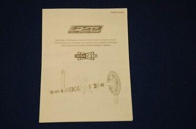 FSA Full Speed Ahead Mega Expo Bb-8060 Bottom Bracket set Bicycle