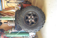 Kawasaki ATV Tires and Rims
