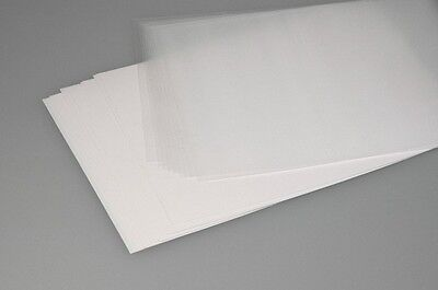 Schrumpffolie, Mattweiß, 20 x 30 cm, 10 Stück