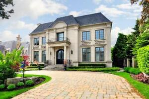 Pre- Construction Estate homes for Sale in Caledon