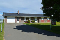 Unik home on a SLAB in Grand-Digue!!   $119,900