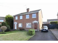 3 Bed Semi in quiet cul-de-sac - Carryduff