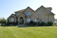 Custom built executive home - A Must See!!!!