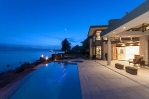 Exceptional luxury oceanfront home