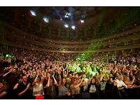 Reduced price Hacienda Classical box suite tickets