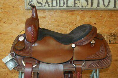 Saddles - Cutting Saddle