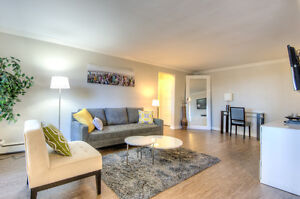 Come tour these amazing apts! Renovated 1 & 2 bedrooms! London Ontario image 1