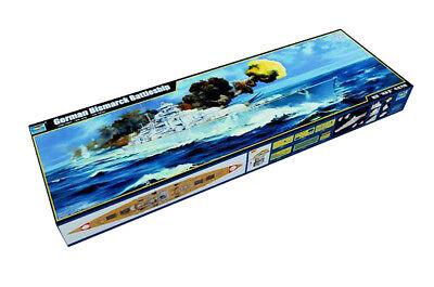Trumpeter 9363702 Schlachtschiff Bismarck 1:200 Schiffsmodell Modellbausatz