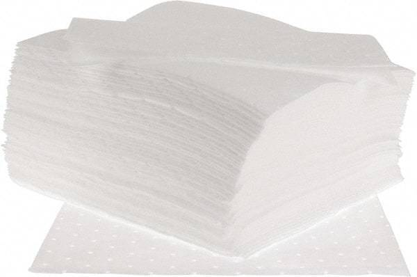 """PRO-SAFE 100 Qty 17 """" 28 Gal Capacity per Package, Oil Only Pad"""
