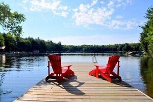 Lovely Lake Muskoka Cottage Rental:  June 22-29 available