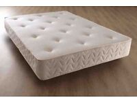 BARGAIN! Cool touch memory foam mattress for 4ft6 double bed Half price. Free delivery